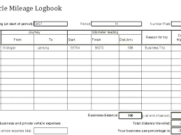 Vehicle Log Book Template Logbook Example The Business Template Info Vehicle Log Book