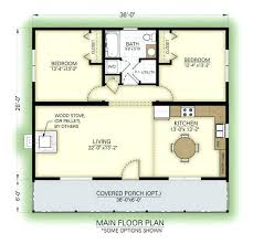 2 bedrooms house plans bedroom bath with garage lake one story cottage 2 bedroom house plans