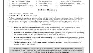 Incredible Resume Format For Years Experience In Testing Luxury ...