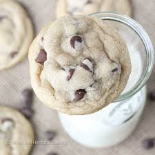 brown sugar cookies no mixer required recipe on sallysbakingaddiction my favorite chewy chocolate chip cookie