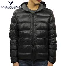 rakuten ichiba mixon american eagle down jacket men s regular article american eagle outer jacket aeo get down hooded puffer jacket 0104 9549 d20s30