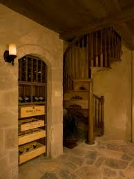 awesome wine cellar spiral staircase traditional wine cellar spiral staircase anchored at the top awesome wine cellar