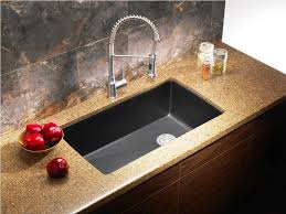quartz sink reviews. Exellent Sink Granite Kitchen Countertop Combine With Swanstone Sinks And  Stainless Faucet For Quartz Sink Reviews S
