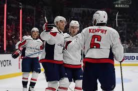 Capitals Kings Recap Caps Grab Victors Crown In 3 1 Win