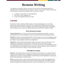 How Many Jobs Should You Put On Your Resume Resume Career Objective Example Examples Of Resumes My On Statements 56
