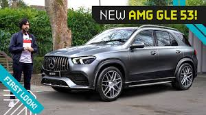 In addition to special exterior and interior changes, the latest. Gle 53 And The Unexpected Design Mr Amg First Look Youtube