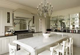 All White Kitchen Designs Decoration Unique Decorating