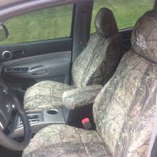 toyota tacoma truck seat covers sportsman camo covers for double cab toyota tacoma tacoma world of