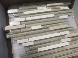 beige marble glass mosaic tiles for kitchen backsplash bathroom