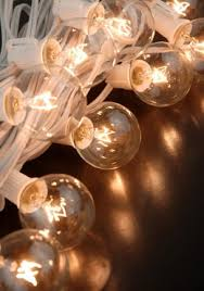 Globe Lights, Paper Lantern Lights 31.5ft - 10ct (for 12