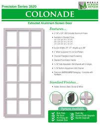 aluminum screen door. Aluminum Screen Doors Page 9 Door