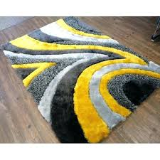 yellow and white area rug black and yellow area rugs rug factory plus hand tufted gray yellow and white area rug