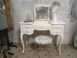 vintage french provincial vanity desk ideas