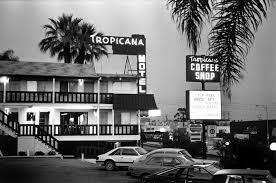 Coffee commissary is a coffee shop with 6 locations and a coffee food truck located in the greater los angeles area. The Tropicana Motel