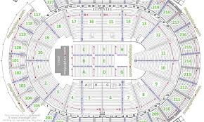 Value City Arena Seating Chart With Seat Numbers 75 Prototypical Manchester Arena Seating Map