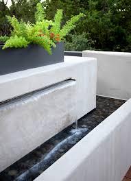 Modern Backyard Design Enchanting Austin Modern Landscape Design Build Firm