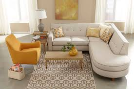 fun living room furniture. some retro flare in this fun living room look at the curve on that dorset furniture i