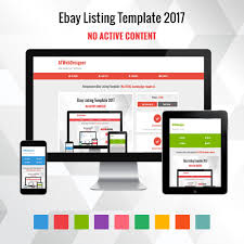 Professional Ebay Listing Template Mobile Friendly Design 2018 Https ...