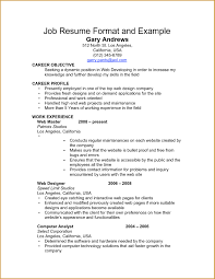 Examples Of Resumes Sample Resume For College Student Looking