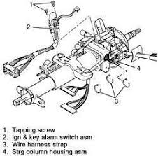 gmc jimmy remove replace ignition cylinder lock questions zjlimited 2078 jpg question about 2001 jimmy