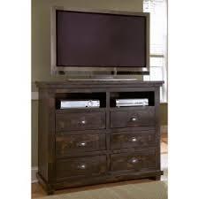 Marvelous Progressive Furniture Willow 6 Drawer Media Chest