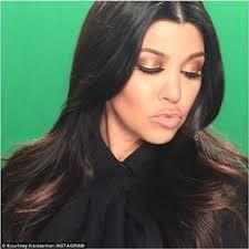 kourtney k makeup makeup looks kourtney kardashian kardashian and make up