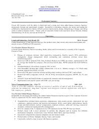 Long Resume Solutions Adorable James Simmons Resume