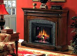house propane fireplace insert vent free gas logs reviews with regard to home depot designs 1