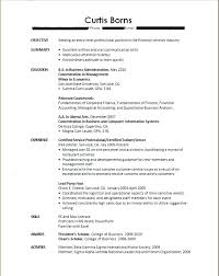 Sample Resume No Experience Sample No Experience Resumes Sample ...
