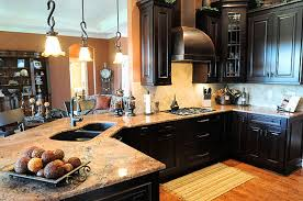 kitchen decorating ideas dark cabinets. Fine Dark Dark Brown Kitchen Cabinet Designs Kitchen Ideas With Dark Wood Cabinets With Decorating Ideas Cabinets