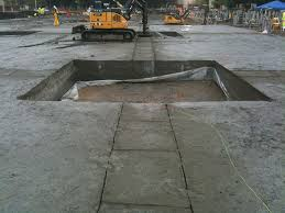 lightweight foundation fills that are excavatable yet placed cost effectively and extremely fast