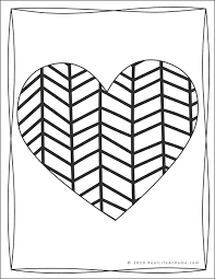 Each sheet shows the importance of god's love. Valentine Coloring Pages For Kids And Adults 23 Heart Coloring Pages