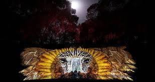 Aura Sound Light Show Australia Vacation Goway