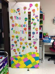 Hanging Door Decorating Ideas For Spring Kindergarten Best Classroom