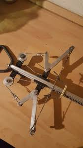 Spring Crossbow Design Spring Powered Crossbow Diy Armmbust Mit Feder Bye Mogue