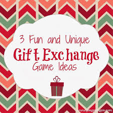 Three fun and unique gift exchange ideas perfect for holiday party gift  exchanges. Christmas ...