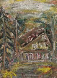 Haus im Wald by Walter Arnold Steffen on artnet
