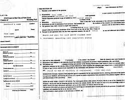 Notice To Tenant To Make Repairs Tenantnet A Tenants Guide To Housing Court