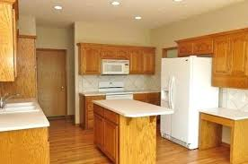 quartz with oak cabinets installation white countertops