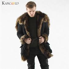 2019 jackets er jacket men long coat winter faux fur cardigan parkas warmer plus size long sleeve outwear jacket ers dc14a from huoxiang