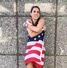 Kimberly Maloney - U.S. Olympic Team Trials - Marathon