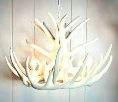 deer antler chandelier instructions for making chandeliers make mule faux de