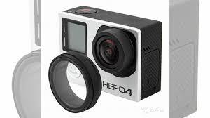 Прозрачная <b>защитная линза для</b> GoPro agclk-301 2 шт купить в ...