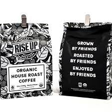 Camden bag & paper co llc. Home Rise Up Coffee Roasters