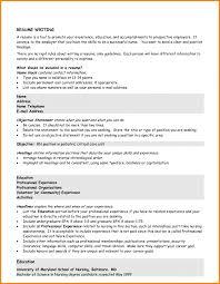 Resume Objective Statement For Project Management Nursing