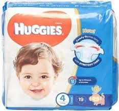 huggies size 7 huggies superflex diapers size 4 carry pack 7 18 kg 19 count