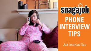 insider tips to nail your phone interview snagajob