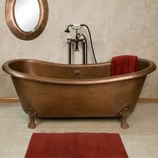 cast iron bath pros cons palisades clawfoot tub with jets architecture copper bathtub uk wax