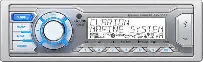 clarion m marine digital media receiver bluetooth acirc reg does clarion m505 marine digital media receiver bluetoothacircreg does not play cds at com