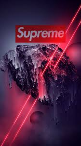 45+] Supreme iPhone Wallpaper Live on ...